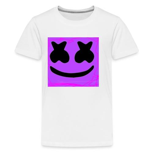 marshmello - Camiseta premium adolescente