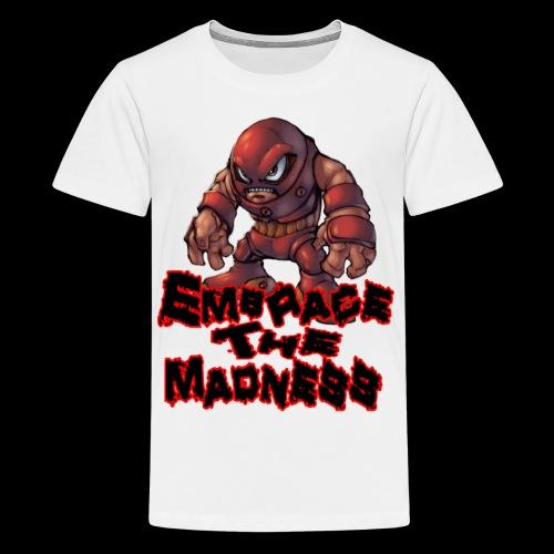juggy madness - Teenage Premium T-Shirt