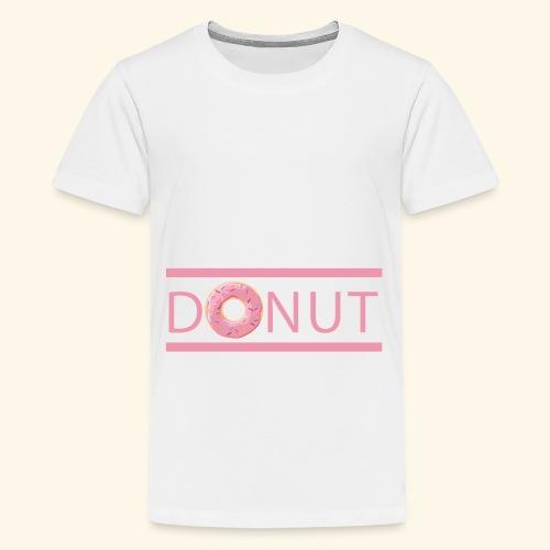 Donut-T-Shirt - Teenager Premium T-Shirt