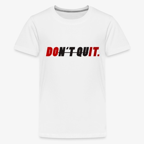 Motivations Design - Teenager Premium T-Shirt