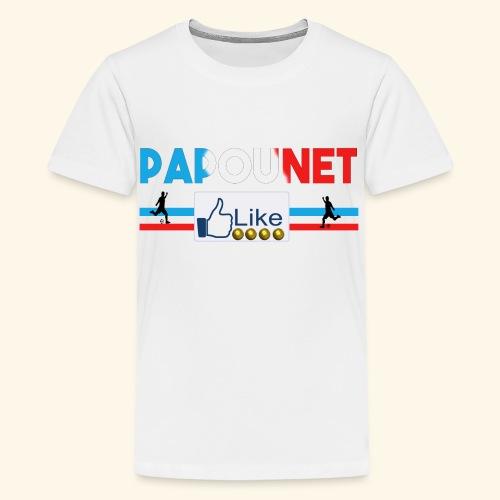 Papounet - T-shirt Premium Ado