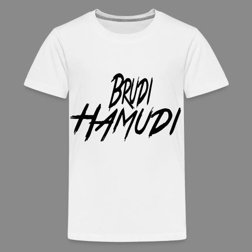Brudi Hamudi - Teenager Premium T-Shirt