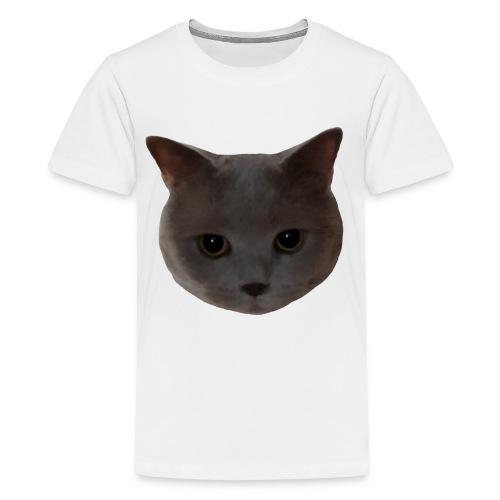 süße Katze - Teenager Premium T-Shirt