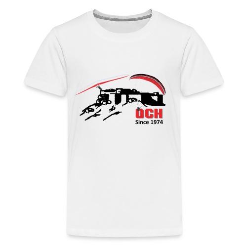 DCH LOGO - Teenager Premium T-Shirt