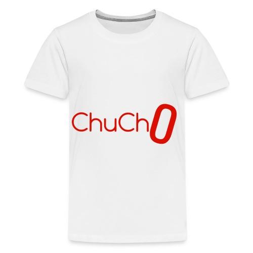 ChuChoBCN - Camiseta premium adolescente