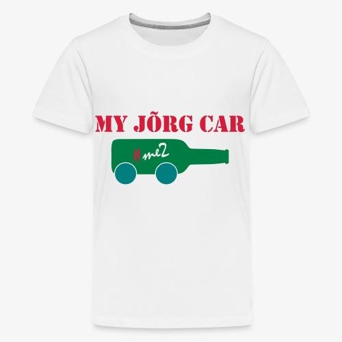 MY JÖRG CAR (Mallorca) #me2 - Teenager Premium T-Shirt