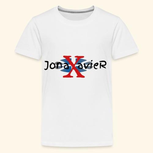 JonaXavieR - Teenager Premium T-Shirt