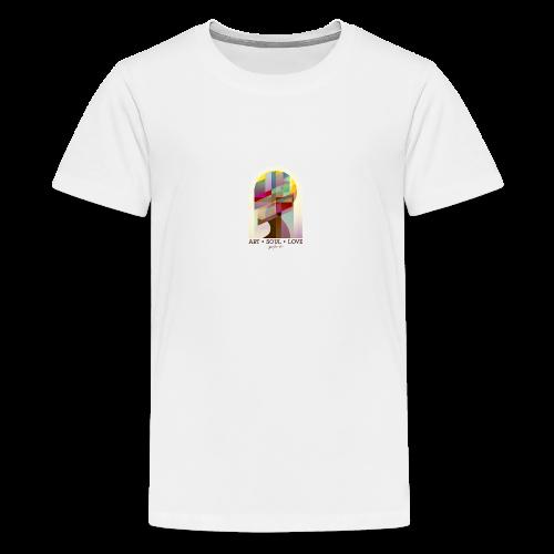 Farbenlehre - Teenager Premium T-Shirt