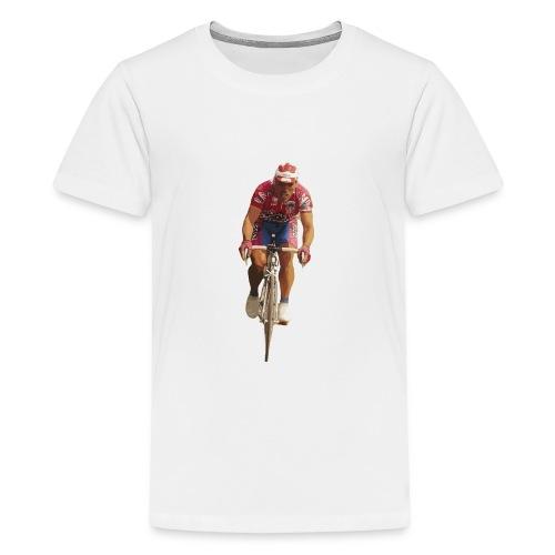 Radrennfahrer - Teenager Premium T-Shirt
