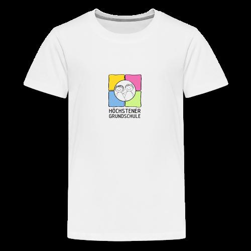 Höchstener Grundschule - Teenager Premium T-Shirt