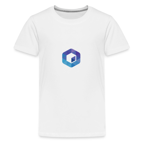 Neblio - Next Gen Enterprise Blockchain Solution - Teenage Premium T-Shirt
