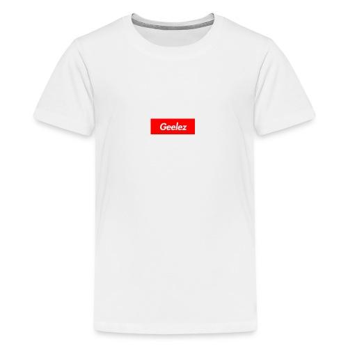 Geelez - Teinien premium t-paita