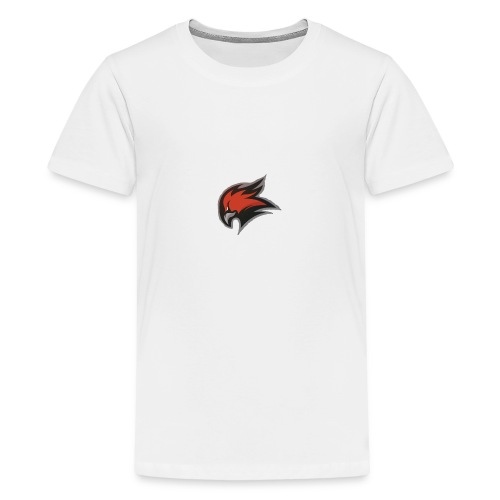 New T shirt Eagle logo /LIMITED/ - Teenage Premium T-Shirt