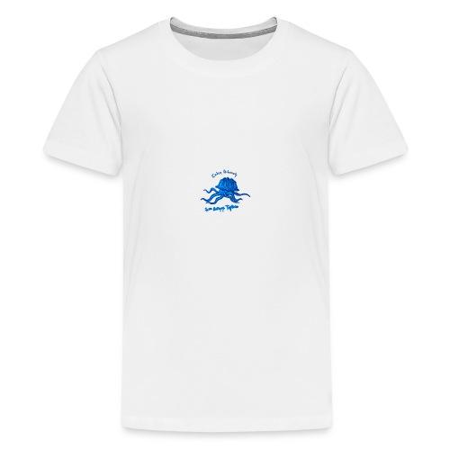 Octopus Testudo - T-shirt Premium Ado