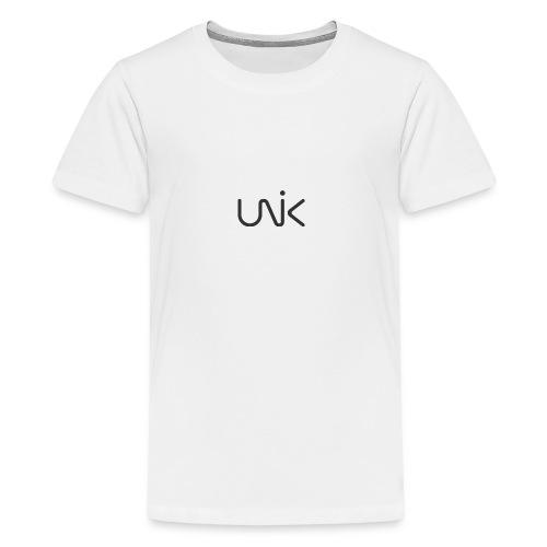 unik - Teenager premium T-shirt