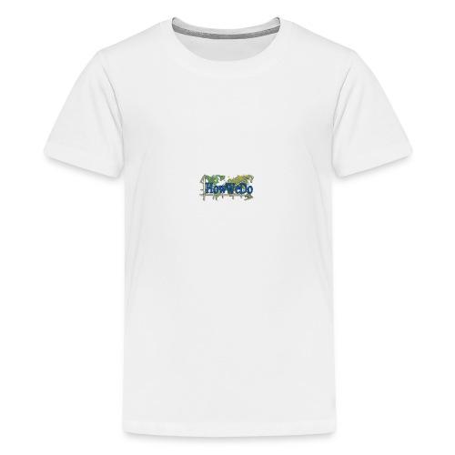 HowWeDo - Teenager Premium T-Shirt