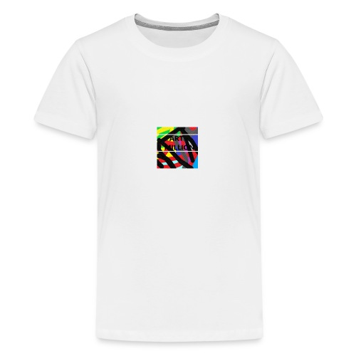ART 1 MILLION - Teenager Premium T-Shirt