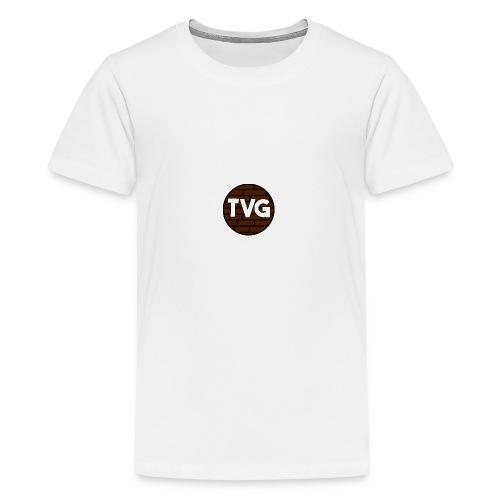 TeVeelGamers - Teenager Premium T-shirt