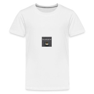 mint je - Teenager premium T-shirt