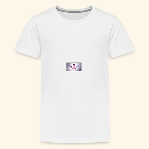 Mascotte YouTube - T-shirt Premium Ado