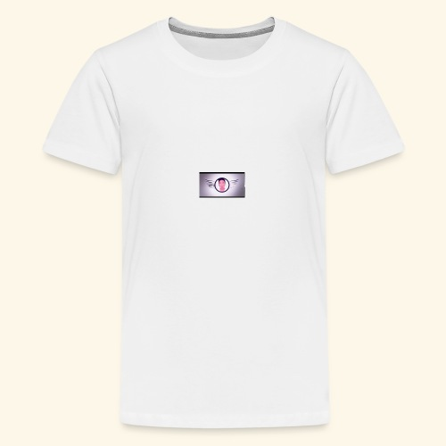 Mascotte YouTube - T-shirt Premium Ado