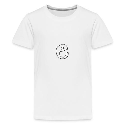 Kids And Baby's ElliottWoofWoof Merchandise :) - Teenage Premium T-Shirt