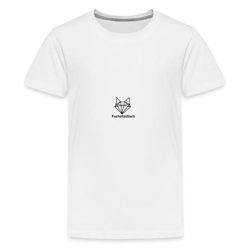 Fuchs - Teenager Premium T-Shirt