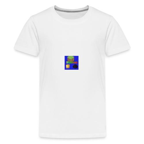 SkyGames - Teenager Premium T-shirt