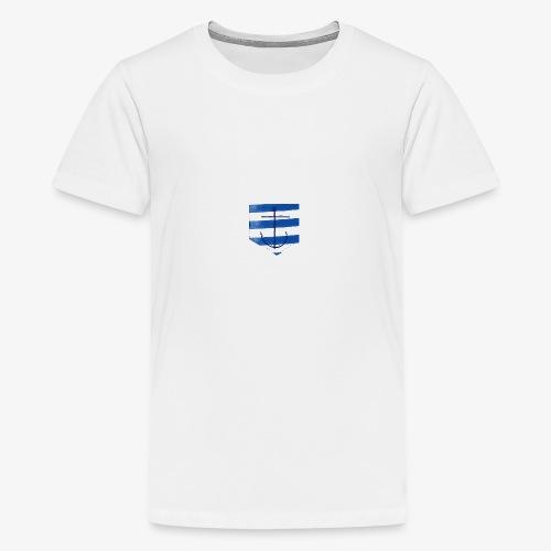 Ancla - Camiseta premium adolescente