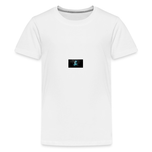 lochness monster - Teenager Premium T-Shirt