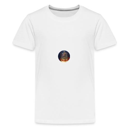Shirt mit LÉ ENNARD Motiv - Teenager Premium T-Shirt