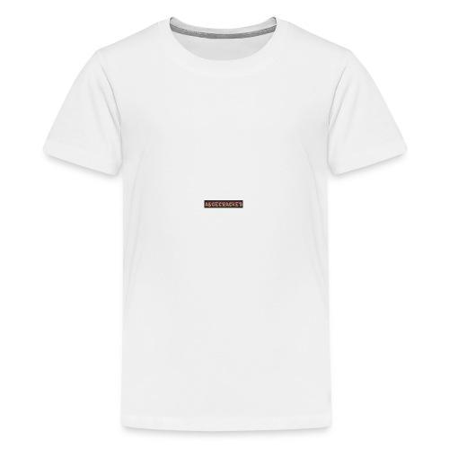 Abgecracked - Teenager Premium T-Shirt
