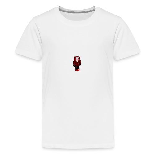 Sommer Moder Mein Partner <3 - Teenager Premium T-Shirt