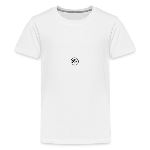 RJ LOGO - Teenage Premium T-Shirt
