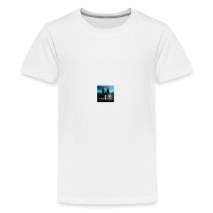 SnowRaven 2 - Teenager Premium T-shirt