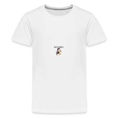 Wiimote warrior - Teenage Premium T-Shirt