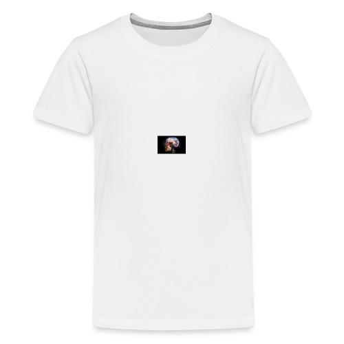 Ein Druffi philosophiert über Gott und die Welt - Teenager Premium T-Shirt