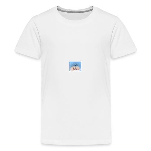 poesje 1 - Teenager Premium T-shirt