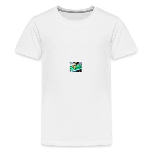 descarga - Camiseta premium adolescente