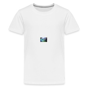 Minecraft - Teenager Premium T-Shirt