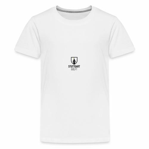 STUTTGART GOLFT - Teenager Premium T-Shirt