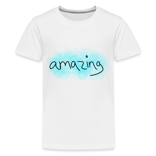 amazing - Teenager Premium T-Shirt