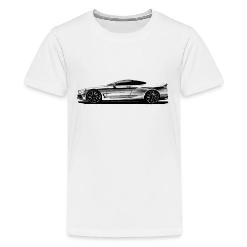 serie 8 Concept car - Camiseta premium adolescente