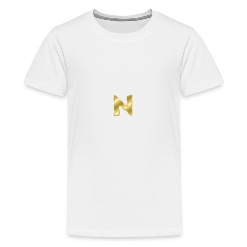 Nector BoLt. - Teenage Premium T-Shirt