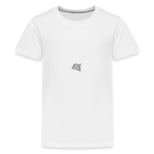 Merch Logo - Teenage Premium T-Shirt