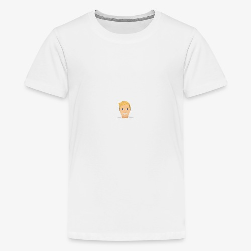 Baggie - Teenage Premium T-Shirt