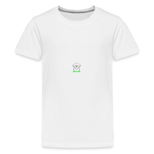 Lhasa life design - Teenage Premium T-Shirt