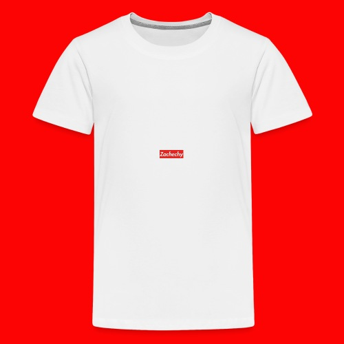 Zachechy RED - Teenager Premium T-Shirt