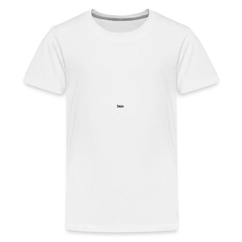 swai schriftzug - Teenager Premium T-Shirt