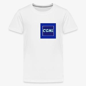 CaveGamerNL - Teenager Premium T-shirt